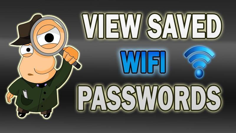 How to find any saved WiFi passwords in Android smartphones