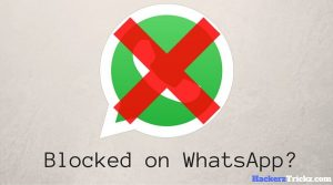 Unblock from someone's WhatsApp Account