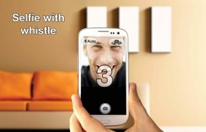 How to Capture Photos & Selfies Just by a Whistle