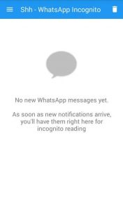read whatsapp messages without opening whatsapp