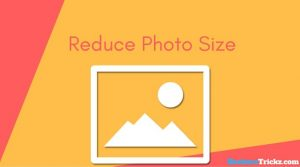 reduce the size of an image
