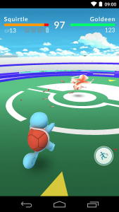 Download Pokemon Go in your Android device
