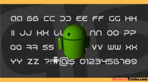 How To Use Your Own Handwriting As System Font In Android
