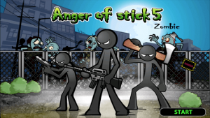 Anger of Stick 5 apk