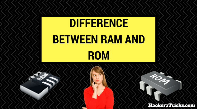 Ram and ROM